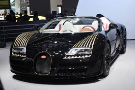 Bugatti Veyron Legend Edition Black Bess | Hedliss Autosports