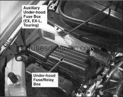 Under The Hood Fuse Box Old Fuse Box Wiring