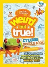 sticker doodle book