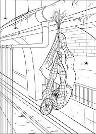 Small Picture Villains Coloring Pages Coloring Pages Spiderman Colouring Pages