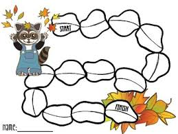 Fall Leaves Sticker Chart Incentive Chart Homework Chore Chart Good Behavior