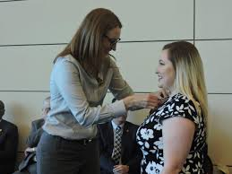 Health careers students receive 'rite of passage' Friday night ...