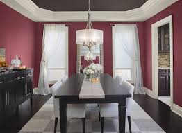 dining room red paint ideas. Red Dining Room Ideas - Lovely Berry-Red Paint Color Schemes S