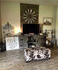 45 diy rustic country home decor for