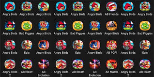 Every Angry Birds Game, Ranked (In Chronological Order)