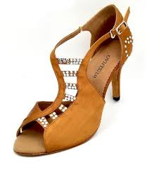 Women shoe ballroom dance shoes Latin women's heels ...