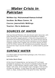 water scarcity essay scarcity worksheet karibunicollies memoir  water crisis in this is only a preview