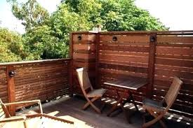 Privacy deck rail Easy Deck Privacy Screens For Deck Railings Privacy Screening For Deck Railing Privacy Deck With Lighting Privacy Screen Privacy Screens For Deck Railings Yachtbrokerco Privacy Screens For Deck Railings Deck Railing Privacy Screen Exotic