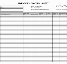 daily inventory sheets free inventory tracking preadsheet template excel product