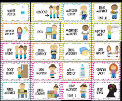preschool job chart line leader clipart clipartfest grade student jobs in the
