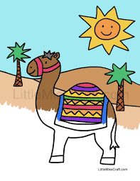 Small Picture Coloring Pages Printable Camel Coloring Pages Coloring Me Camel