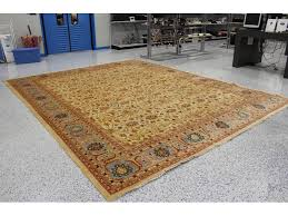 rug valued at 8 000 donated to goodwill for auction