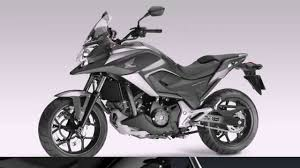 motorcycle honda nc 750 x youtube