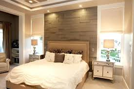 Bedroom Trim Ideas Accent Wall Bedroom Contemporary With Master Bedroom  Beige Trim Wood Panels Design Ideas