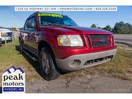 2003 Ford Explorer Sport Trac for sale in Hickory