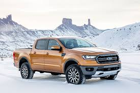 2019 Ford Ranger Boasts Class Topping Torque And Towing