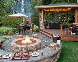 deck patio with fire pit. With Hot Tub And Fire Pit Bar Living Rhsandraohnewscom Exterior Also Balcony Railing Rhvenidaircom Deck Patio
