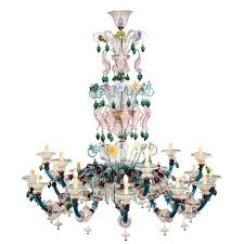 good venetian glass chandeliers for semi rezzonico murano glass chandelier striulli vetri darte at good venetian glass chandeliers