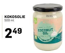 Be pure kokosolie
