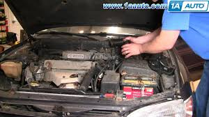 how to install replace engine air intake hose toyota camry 2 2l 95 how to install replace engine air intake hose toyota camry 2 2l 95 96 1aauto com