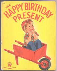 vine 1950 039 s children 039 s wonder book the happy birthday present