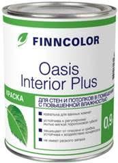 <b>Краска</b> для стен и потолков <b>Oasis</b> Interior Plus - Интерьерные ...
