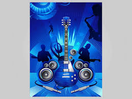 Free Music Poster Templates Party Poster Template Vector Art Graphics Freevector Com