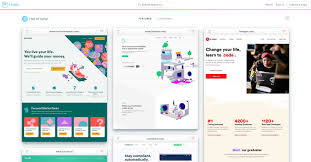Search Results Page Design Inspiration 19 Amazing Sources Of Web Design Inspiration Webflow Blog