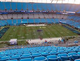 Bank Of America Stadium Section 516 Seat Views Seatgeek