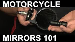 motorcycle mirror