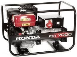 <b>Бензиновый генератор Honda ECT7000K1</b> RG (ECT7000K1RG ...
