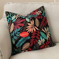 luxury throw pillows. Beautiful Throw Leaves Tropical Throw Pillows For Living Room Luxury 18 Inch With Luxury Throw Pillows H
