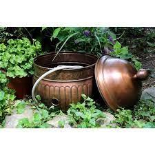 jolla hose pot with lid