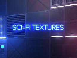 Sci Fi Textures Asset Store