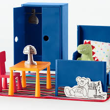 Купить ХУСЕТ <b>Кукольная мебель</b>,спальня по выгодной цене - IKEA