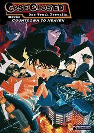 Case Closed: Movie 5 - Countdown To Heaven [DVD] [Region 1] [NTSC] [US  Import]: Amazon.de: DVD & Blu-ray