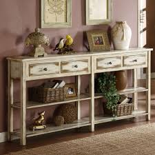 antique white sofa table. 4 Drawer Console Table Barr S Furniture The Best Online In Sofa Antique White Plan 18
