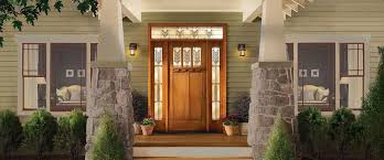 fiberglass entry door systems from therma tru