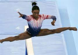 Simone Biles is headed out on her 'GOAT ...