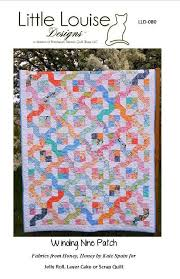 Nine Patches & Nine Ways: Nine Patch Quilt Inspiration & WindingNinePatch Adamdwight.com