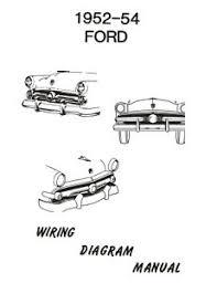 similiar 1953 ford truck wiring diagram keywords ford 1952 1953 1954 car wiring diagram manual