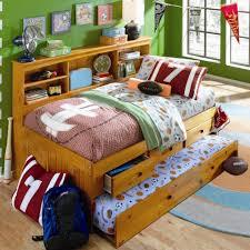 oak kids beds wayfair weston daybed with storage and trundle king size bedroom sets kids bedroom sets e2 80
