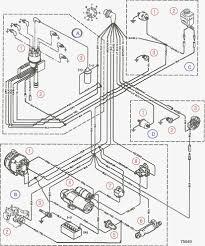 Simple wiring diagram mercruiser 525 efi mercruiser 4 3 alternator wiring diagram