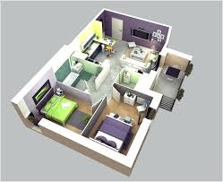 3d small house design simple 3