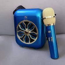 Loa Karaoke Bluetooth Ys-A20 Tặng Míc Không Dây Siêu Hay - Hàng Cao Cấp