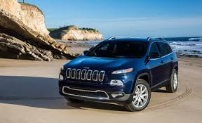 new car releases 20142014 Jeep Cherokee First Official Images of Radical New Design
