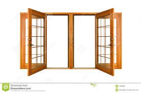double door open. Open Door Clipart Bedroom Door. Double Doors .