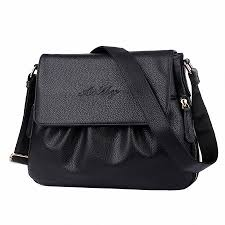 Designer Messenger Bags Womens Genuine Leather Womens Handbags Womens Designer Brand Vintage Crossbody Shoulder Bags Womens Messenger Bag Li 617