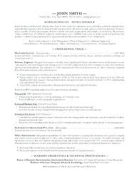 Business Systems Analyst Resume Sample Business Systems Analyst
