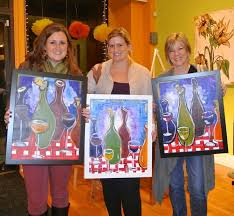 take a look at this new deal made on owlii co here to earn this offer 28 for one painting class at whimsy northfield paint and sip